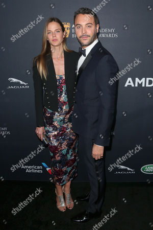 Shannan Click and Jack Huston