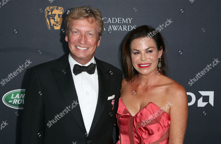 Editorial image of BAFTA Britannia Awards, Arrivals, Los Angeles, USA - 28 Oct 2016