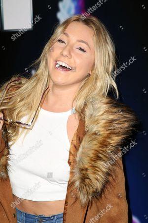 Stock Photo of Hannah Cormier