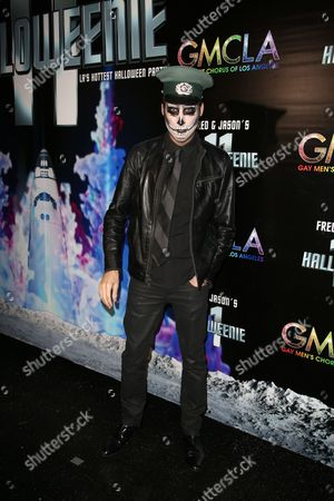 Editorial picture of GMCLA's 11th Annual Fred & Jasons Halloweenie Charity Fundraiser Costume Party, Los Angeles, USA - 28 Oct 2016