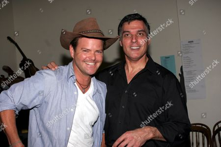 Stock Picture of Clarke Thorell, Robert Cuccioli