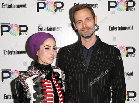 Stock Picture of Tehereh Mafi, Ransom Riggs