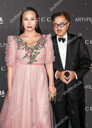 Eva Chun, Michael Chow