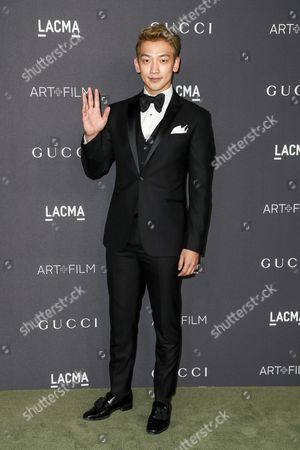 Editorial photo of LACMA Art and Film Gala, Arrivals, Los Angeles, USA - 29 Oct 2016