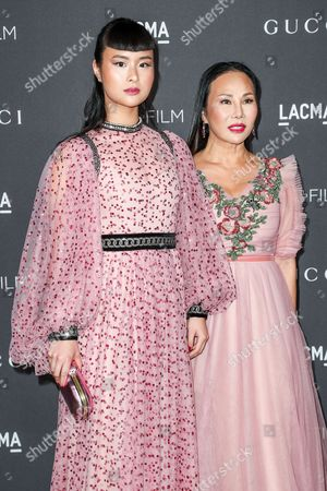 Asia Chow, Eva Chun