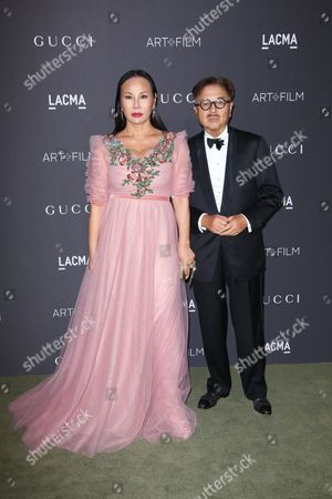 Eva Chun and Michael Chow