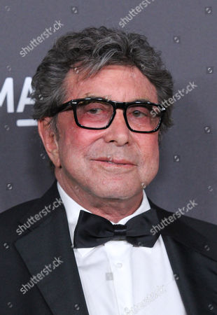 Editorial image of LACMA Art and Film Gala, Arrivals, Los Angeles, USA - 29 Oct 2016