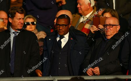Chelsea technical director Michael Emenalo during the Premier League match between Southampton and Chelsea played at St Mary's Stadium, Southampton on 30th October 2016