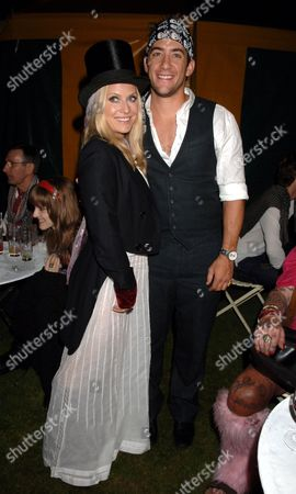 Editorial picture of 'Woodfest' Ronnie Wood's gypsy themed 60th birthday party at his home in Kingston Upon Thames, Surrey, Britain - 24 Aug 2007