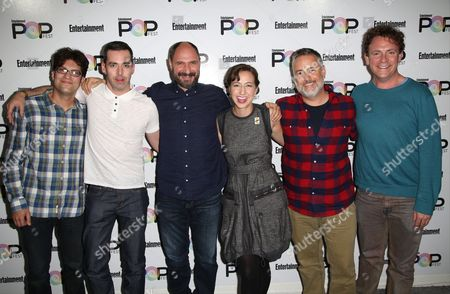 Dan Mintz, John Roberts, Loren Bouchard, Kristen Schaal, Larry Murphy, Guest