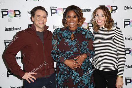 Bryan Safi, Guest, Erin Gibson