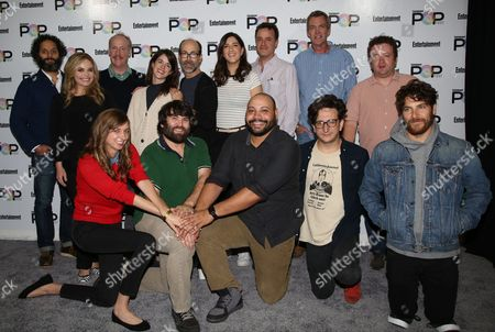 Jason Mantzoukas, Kate Lambert, Lauren Lapkus, Matt Walsh, Mary Holland, John Gemberling, Brian Huskey, D'Arcy Carden, Colton Dunn, Guest, Neil Flynn, Paul Rust, Neil Casey, Adam Pally