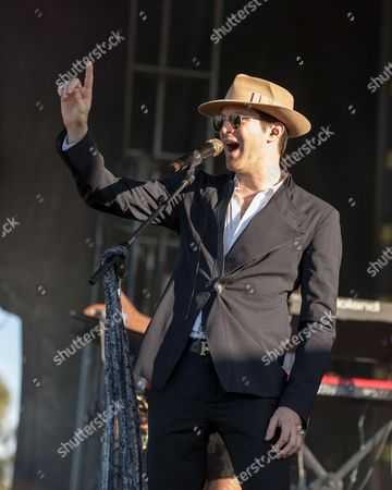 Stock Picture of Mayer Hawthorne - Andrew Mayer Cohen