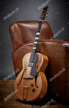Editorial image of Assorted Guitar Product Shoots