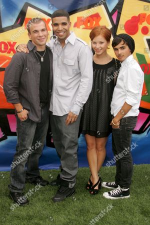Editorial photo of The Teen Choice Awards, Los Angeles, America - 26 Aug 2007