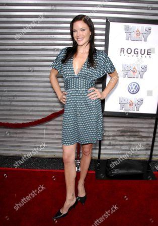 Stock Picture of Karen Cliche