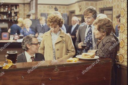 "Editorial photo of ""Coronation Street"" TV Series - 1977 & 1978"