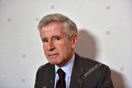 Stock Photo of Alain Minc