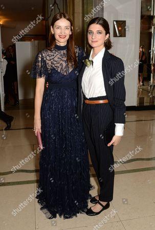 Roksanda Ilincic and Daisy Bevan