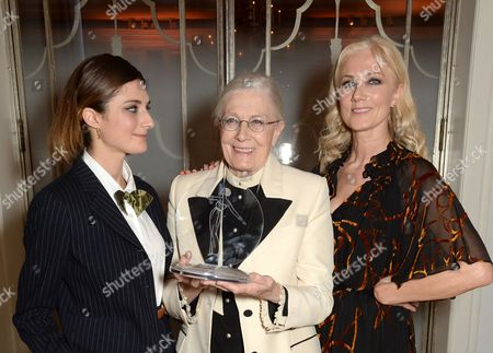 Daisy Bevan, Vanessa Redgrave and Joely Richardson