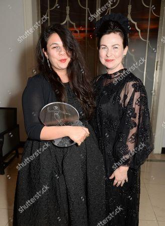 Stock Picture of Simone Rocha and Odette Rocha