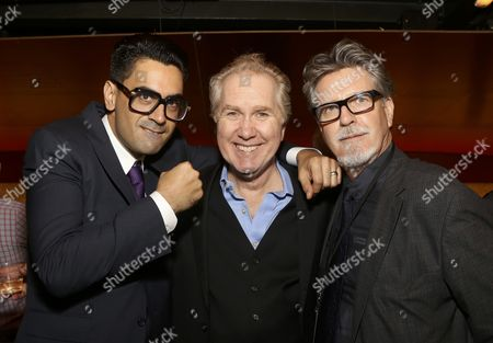 Ramiz Monsef and Harry Groener and Robert Egan
