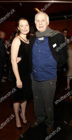 Samantha Sloyan and Lawrence Pressman