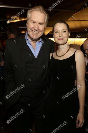 Harry Groener and Samantha Sloyan