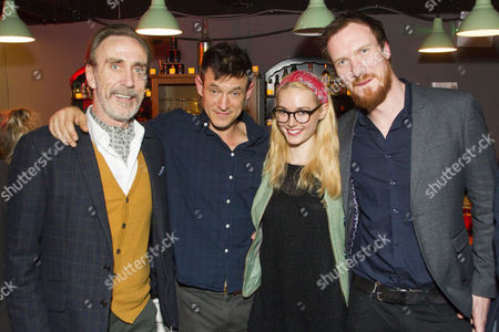 Editorial photo of 'Fool for Love' play, After Party, London, UK - 31 Oct 2016
