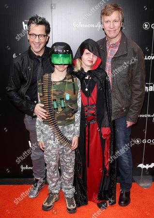 Editorial image of GOOD+ Foundation Halloween Bash, Los Angeles, USA - 30 Oct 2016
