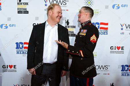Editorial picture of 10th Anniversary of Stand Up for Heroes, presented by the New York Comedy Festival & Bob Woodruff Foundation, Arrivals, Theater at Madison Square Garden, New York, USA - 01 Nov 2016
