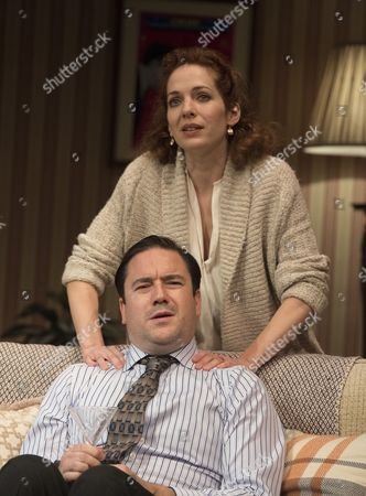 Katherine Parkinson as Eleanor,  Rufus Jones as Richard,