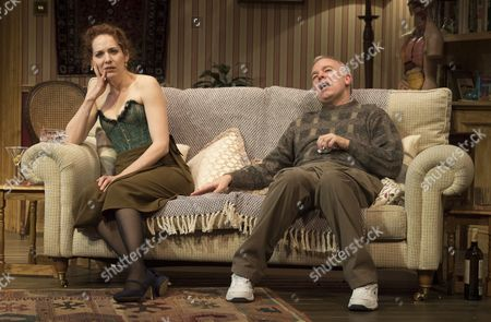Katherine Parkinson as Eleanor,Steve Pemberton as Brian,