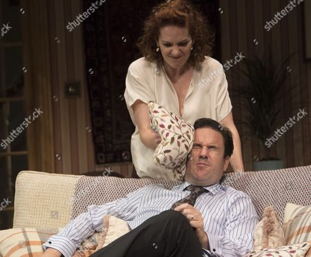 Katherine Parkinson as Eleanor, Rufus Jones as Richard