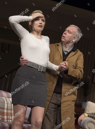 Emily Berrington as Lisa,Steve Pemberton as Brian