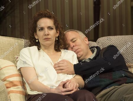 Katherine Parkinson as Eleanor,Steve Pemberton as Brian