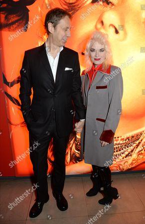 Nick Knight and Pam Hogg