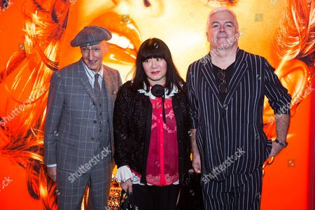 Stephen Jones, Anna Sui, Tim Blanks