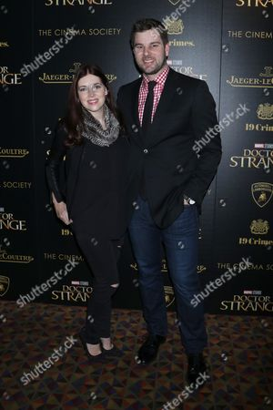 Editorial photo of 'Doctor Strange' film premiere, New York, USA - 01 Nov 2016