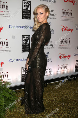 Editorial image of The Walt Disney Family Museum 2nd Annual Fundraising Gala, Anaheim, Los Angeles, USA - 01 Nov 2016