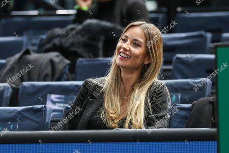 Tomas Berdych's gilrfriend Ester Satorova
