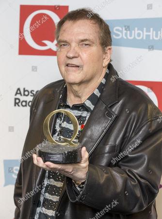 Meat Loaf, winner of hero award