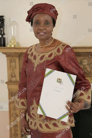 Tanzanian High Commissioner, Her Excellency Dr. Asha-Rose Migiro