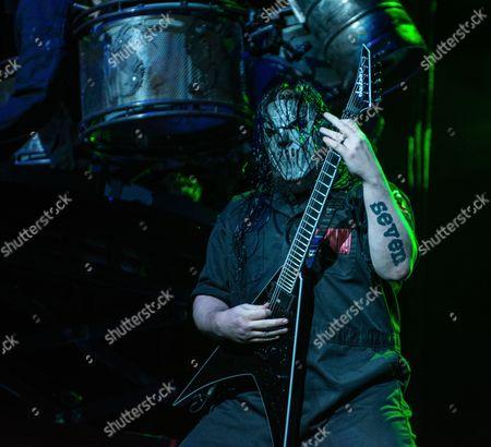 Slipknot - Jim Root