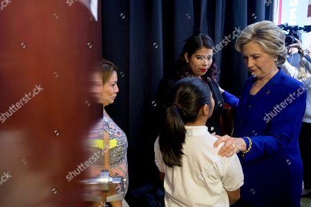 Editorial image of Campaign 2016 Clinton, Las Vegas, USA - 02 Nov 2016