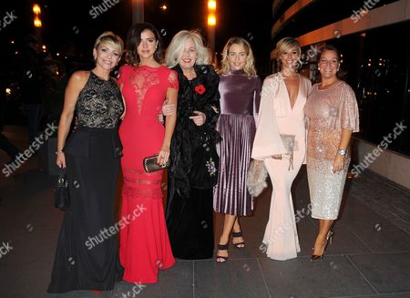 Lucy Mecklenburgh, Nanny Pat, Lydia Bright and mothers