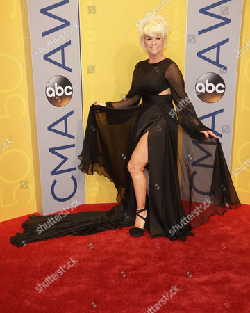 Editorial photo of 50th Annual CMA Awards, Arrivals, Nashville, USA - 02 Nov 2016