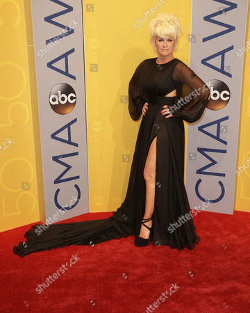 Editorial image of 50th Annual CMA Awards, Arrivals, Nashville, USA - 02 Nov 2016