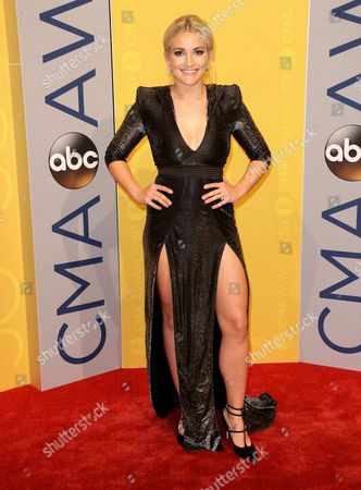 Editorial picture of 50th Annual CMA Awards, Arrivals, Nashville, USA - 02 Nov 2016