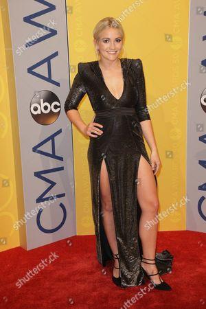 Editorial picture of 50th Annual CMA Awards, Arrivals, Nashville, USA - 02 Nov 2016